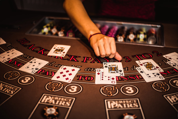 Finding Online Casino Game